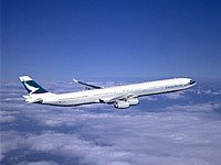 Cathay Pacific A340-600