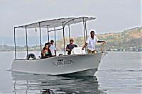 Tauchboot vom Alami Alor