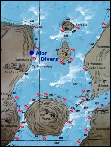 © Alor Divers