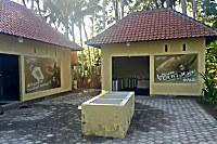 Füllstation und Reinigungsbecken