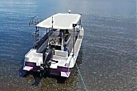 Tauchboot von Dive Society Dumaguete