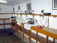 Kameraraum der Eco Divers Kungkungan