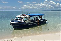 Tauchboot der Extra Divers Nabucco