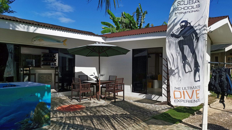 Kawayan Holiday Resort Tauchbasis