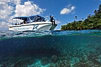 Tauchbasis von Lissenung Diving