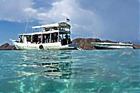 Sebayur Diving Center im Komodo Resort