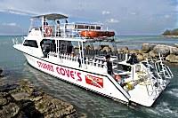Tauchboot von Stuart Cove´s Dive Bahamas