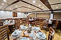 Restaurant der Emperor Asmaa
