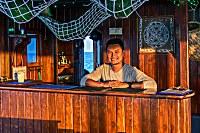 Bar auf der Mari
