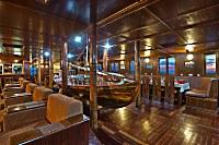 Restaurant- und Loungebereich