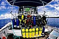 Plattform der Ocean Hunter I