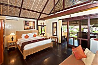Seaview Bungalow des Alam Anda Ocean Front Resort & Spa