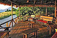 Restaurant der Alor Diver