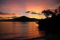 Sonnenuntergang über Alor