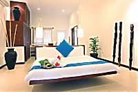 Schlafzimmer Suite von innen