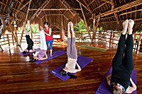 Yoga im Atmosphere Resort
