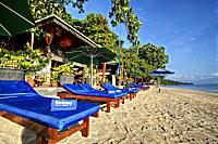 Strand des Bastianos Bunaken Resorts