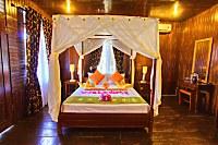 Standardzimmer im Bastianos Lembeh Resorts