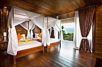 Superior Zimmer des Bastianos Lembeh Resorts