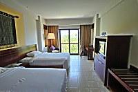 Deluxe Zimmer mit getrennten Betten