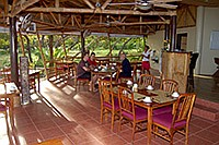 Restaurant im Cashew Grove Beach Resort