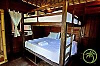 Familien-Bungalow mit Doppelstockbett