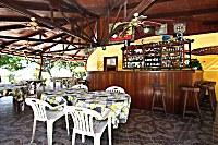 Restaurant vom Dolphin Bay Resort