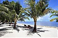 Strand vom Dolphin Bay Resort