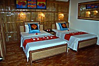 Deluxe-Bungalow im Dolphin House Resort & SPA