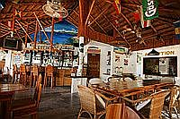 Restaurant des Dolphinbay Beachfront & Dive Resorts