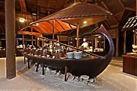 Restaurant des Filitheyo Island Resorts