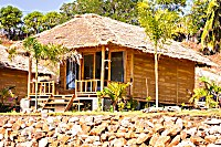 Bungalow im Kalimaya Dive Resort