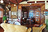 Internet im Kapalai Island Resort