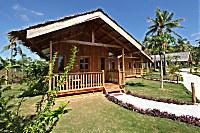 Deluxe Villa im Kawayan Holiday Resort