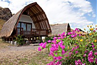 Bungalow vom Komodo Resort