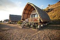 Bungalow des Komodo Resort
