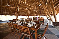 Restaurant des Komodo Resort