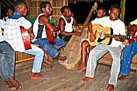 Unterhaltung im Kri Eco Resort