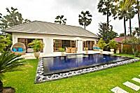 Villa Cantik mit privatem Swimmingpool