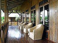 Cottage Kungkungan Bay Resort