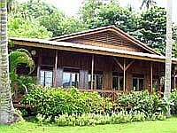Cottage Kungkungan Bay Resort