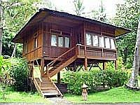 Traditional House Kungkungan Bay Resort
