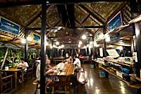 Restaurant des Lankayan Island Resort