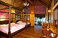 Appartment des Lankayan Island Resort