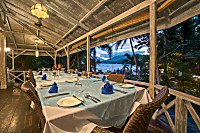 Restaurant des Lembeh Resorts