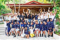 Team des Magic Oceans Dive Resorts