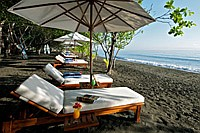 Strand des Matahari Beach Resort & Spa