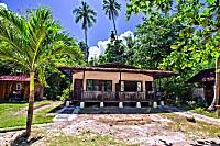Duplex-Bungalow des Murex Bangka Resort