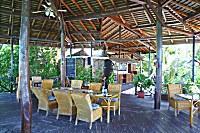 Restaurant des  Nabucco Island Resorts