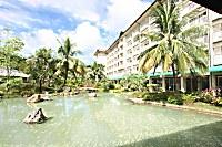 Haupthaus des Palau Royal Resort